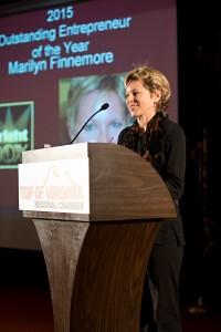 Marilyn_Greater_Good_Awards_Podium