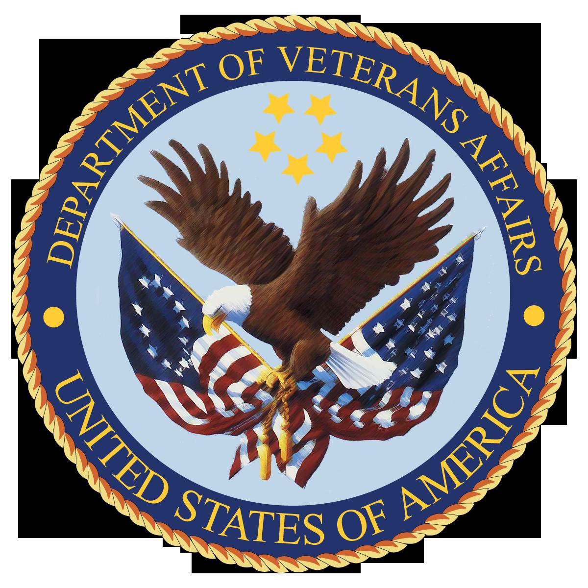 U.S. Veterans Affairs logo